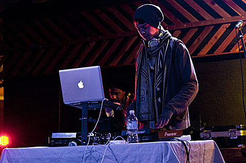 TSOLXCardy @ Mohawk - 12/15/2011