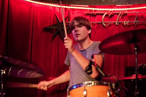 TV Torso @ The Continental Club - 7/31/2012