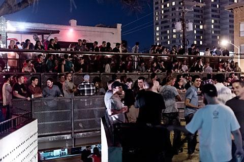 TV Torso @ Mohawk - 2/22/2012