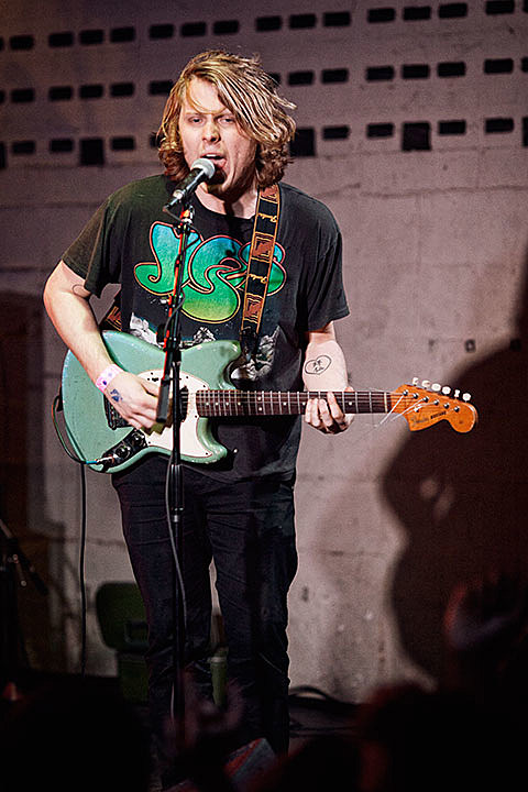 Ty Segall @ Mohawk - 1/25/2013