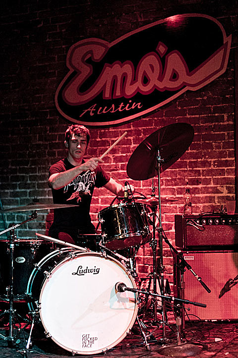 Wiccans @ Emo's - 12/28/2011
