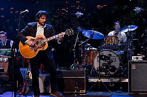 Wilco at ACL Live - Moody Theater -  Austin -  11/30/2011