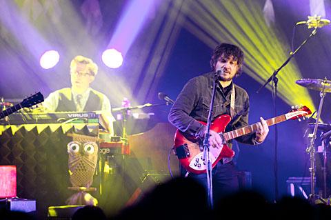 Wilco - Moody Theater - Austin - 12/01/2011