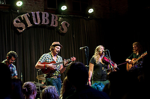 Wild Child @ Stubb's - 6/15/2012