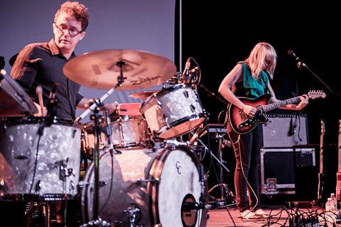 Wye Oak @ Emo's East  - 8/2/2012