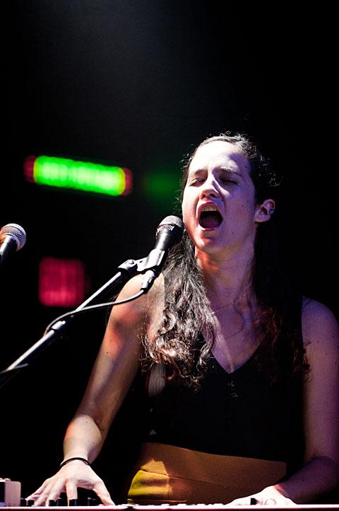 Ximena Sarinana - The Parish - Austin - 11/21/2011