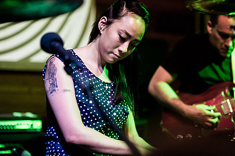 Xiu Xiu @ Mohawk - 6/6/2012