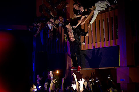 Yelawolf @ Beauty Ballroom - 2/17/2012