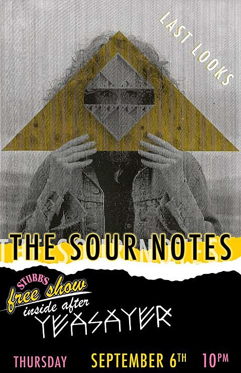 The Sour notes Aftershow - 9/6/2012