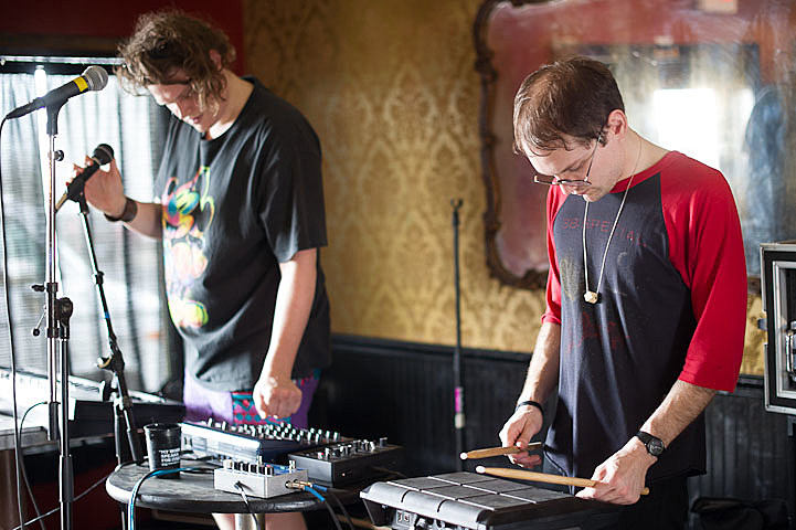 BV Day Party @ Hotel Vegan on 3/14/2012