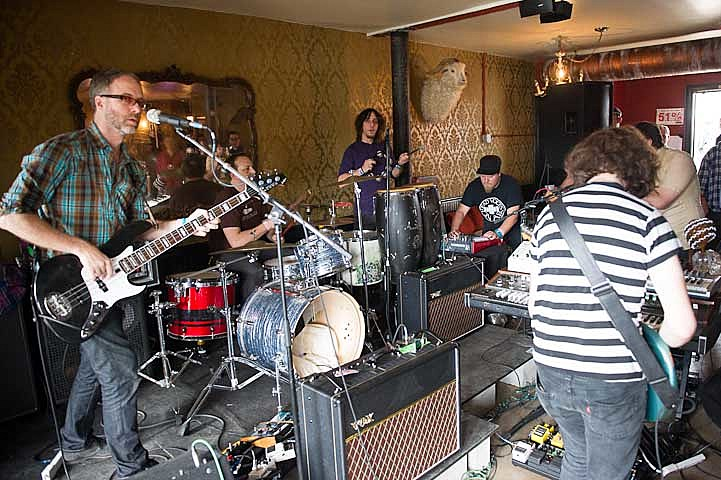 BV Day Party @ Hotel Vegan on 3/17/2012