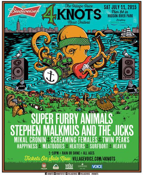 Village Voice 4 Knots Festival 2015