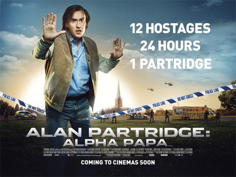 Alan Partrige