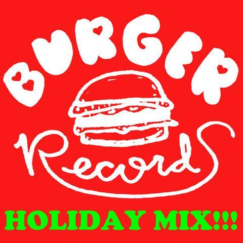 Burger Holiday Mix