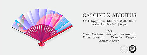 Cascine Arbutus CMJ Party