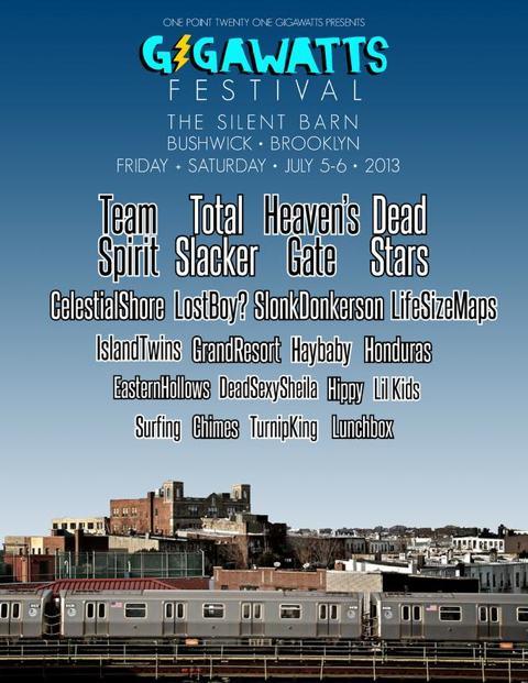 Gigawatts Fest