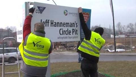 Hanneman Circle Pit