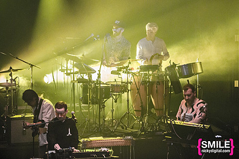 David Byrne and Hot Chip