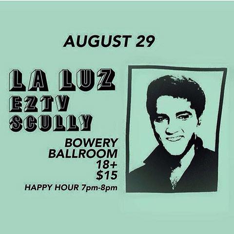 La Luz Bowery