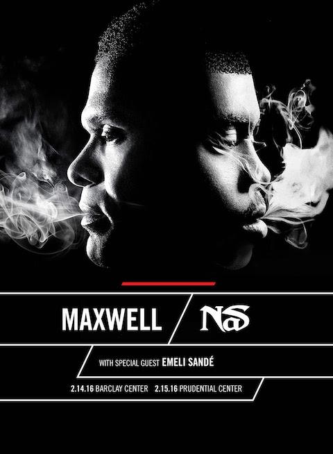 Maxwell & Nas