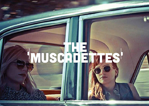 the Muscadettes