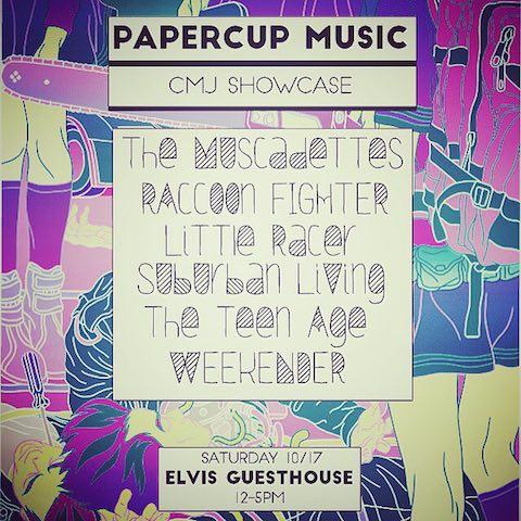 Papercup CMJ Showcase