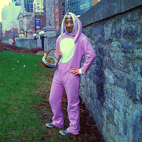thank you easter bunny bock bock