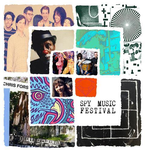 Spy Music Fest Poster