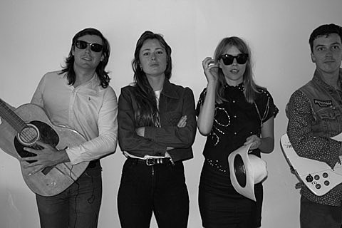 Terry band Australia