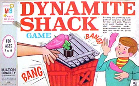 dynamite shack