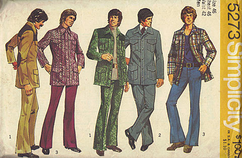Ticket Post men's fashion