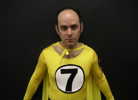 Todd Barry Superhero 7