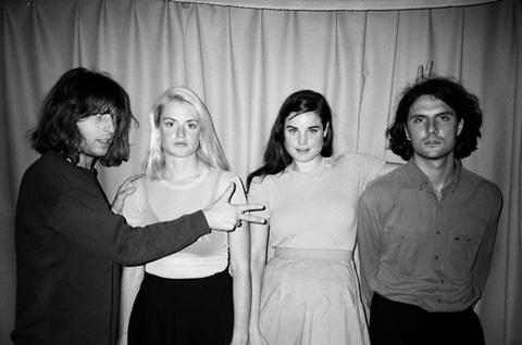 TOPS band Montreal