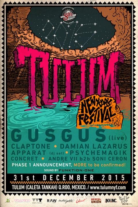 Tulum 2015