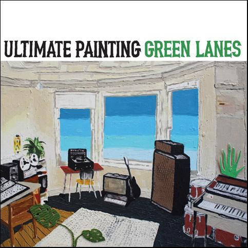 Ultimate Painting Green Lanes album