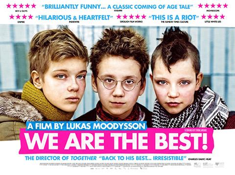 Punk Rock Girls' film series coming to BAM, including Lucas