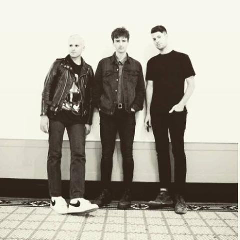 Weekend 2015 band