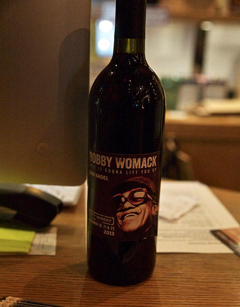 Bobby Womack