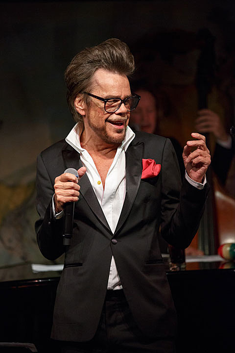 david johansen here comes the night