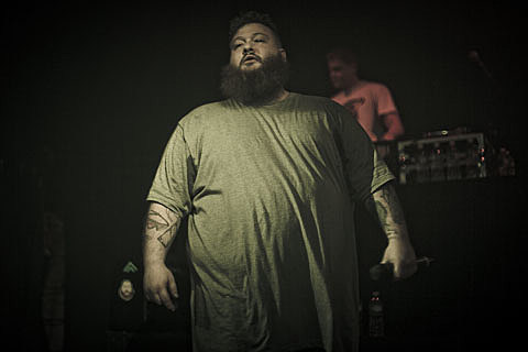 Action Bronson Played 2 Nights At Irving Plaza W Ab Soul Party Supplies More Night 1 Pics Videos Setlist