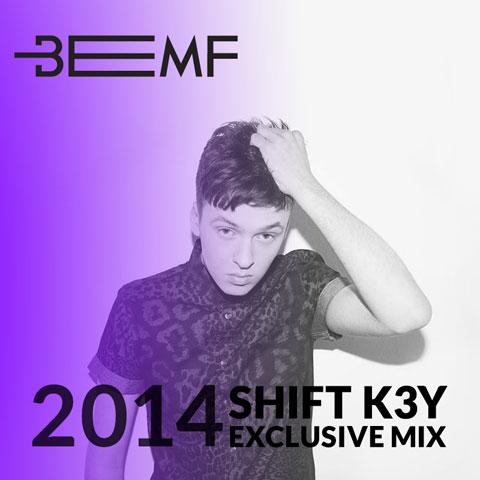 Shift Key mix