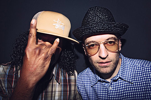Damn Funk and Peanut Butter Wolf