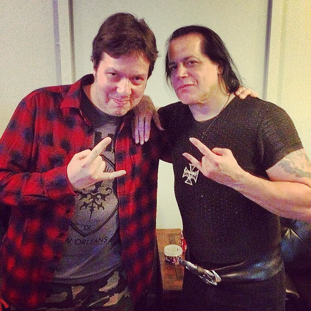 Dave Hill and Danzig