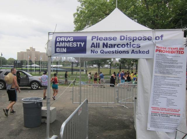 Drug Amnesty