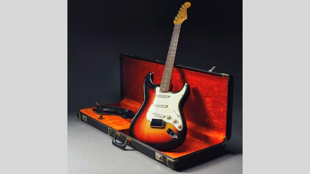 Dylan's guitar