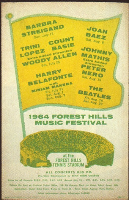Forest Hills Tennis Stadium Hosting Shows Again Mumford