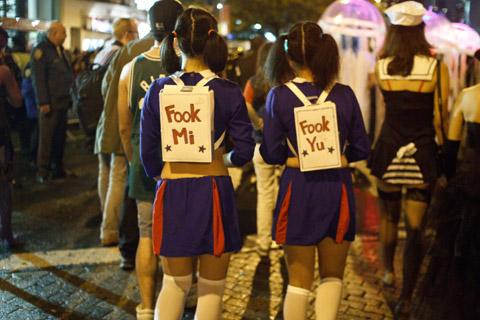 2013 NYC Village Halloween Parade in photos (part 2) — Marshmallow ...