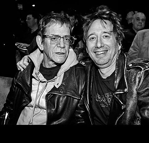 John Zorn and Lou Reed
