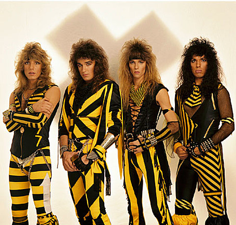 Christian hair metal band Stryper release first music video