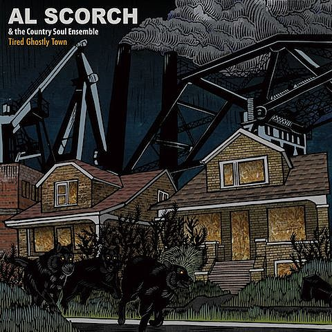 Al Scorch to release 'Tired Ghostly Town